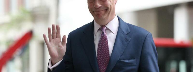 Nigel Farage - Foto: Jonathan Brady/PA Wire