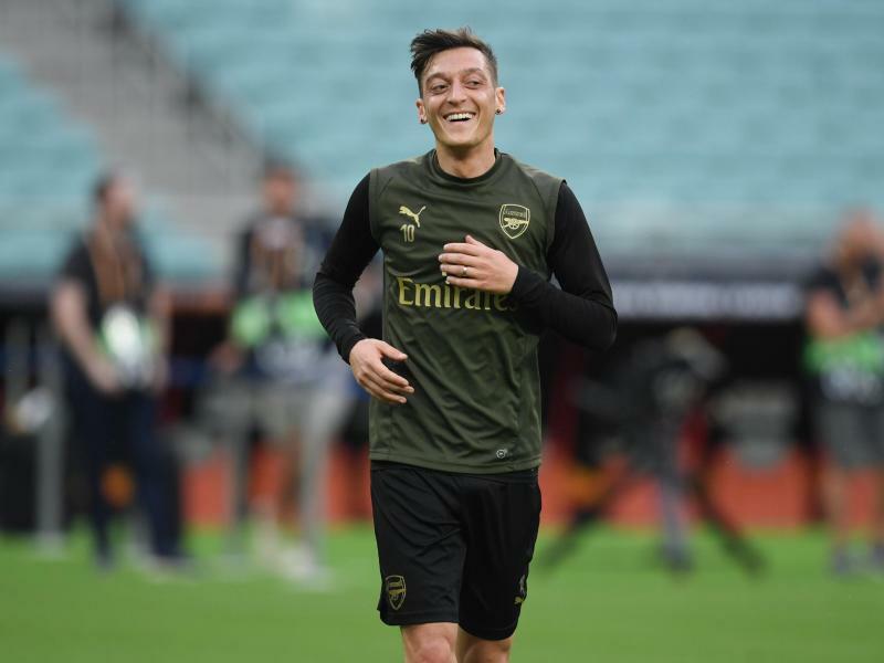 Mesut Özil - Foto: Arne Dedert