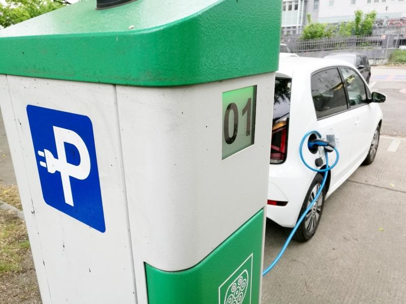 E-Auto-Ladestation - Foto: über dts Nachrichtenagentur