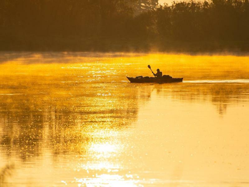 Goldener Morgen - Foto: Philipp Schulze