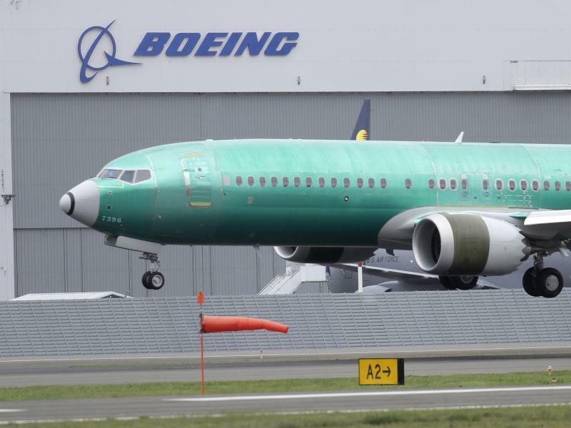 Fehlerhafte Teile in 737-Jets verbaut? - Foto: Ted S. Warren/AP