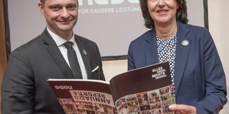 NADA-Vorstand - Foto: Jörg Carstensen