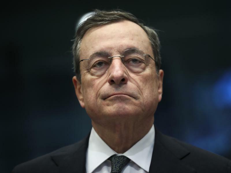 Mario Draghi - Foto: Francisco Seco/AP