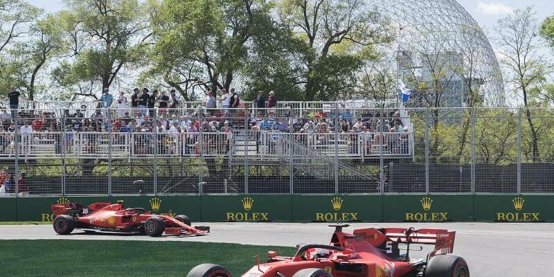 Ferrari - Foto: Ryan Remiorz/The Canadian Press/AP