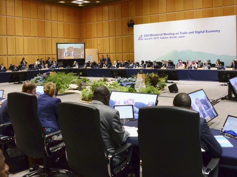 G20-Staaten - Foto: kyodo