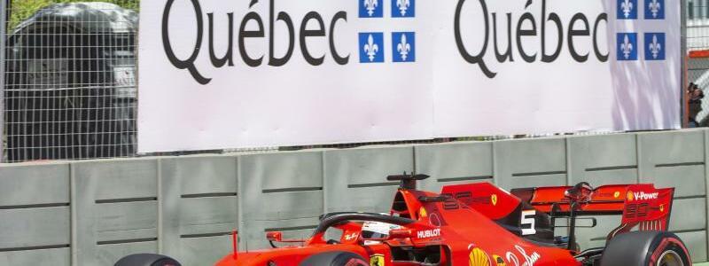 Pole Position - Foto: Ryan Remiorz/The Canadian Press/AP