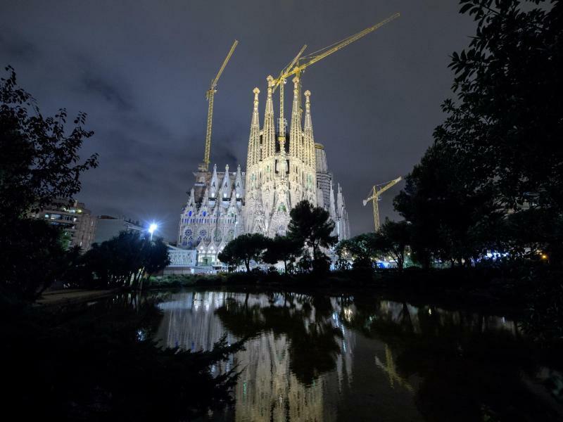 Sagrada Familia - Foto: Matthias Balk