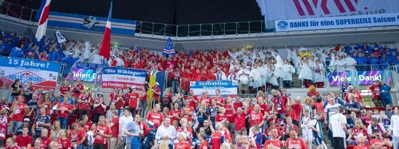 Flensburg-Fans - Foto: Guido Kirchner