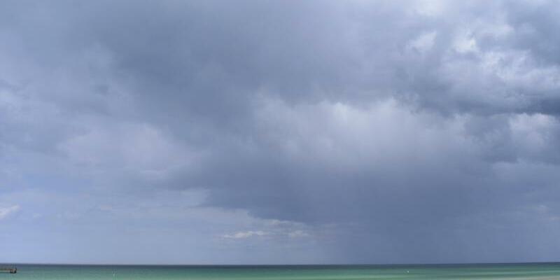 Wetter an der Ostsee - Foto: Stefan Sauer