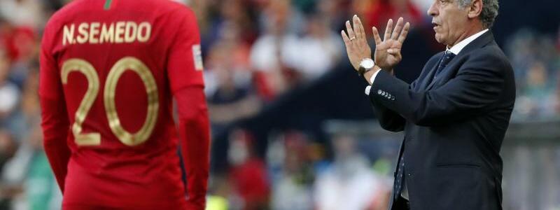 Fernando Santos - Foto: Armando Franca/AP