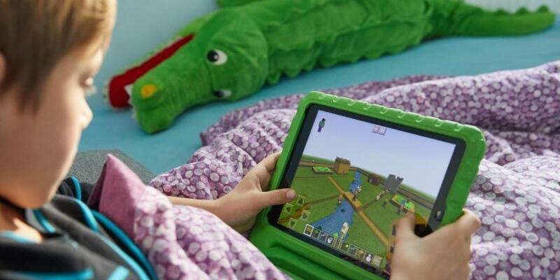Computerspiele - Foto: Nach einer Studie begünstigt Videospielen Übergewicht offenbar nicht stark. Foto:Georg Wendt