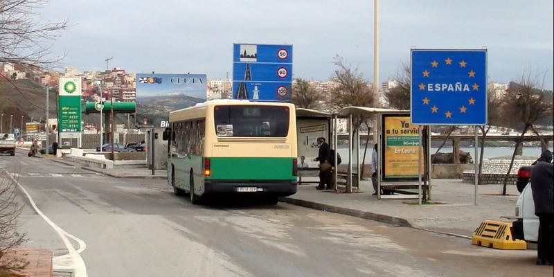 Spanische Exklave Ceuta - Foto: über dts Nachrichtenagentur
