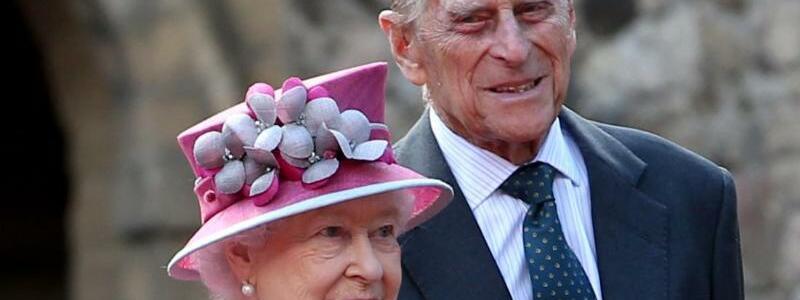 Britischer Prinz Philip - Foto: Jane Barlow
