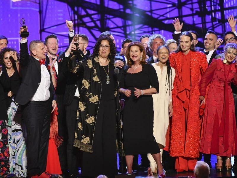 Tony Awards - Foto: Charles Sykes
