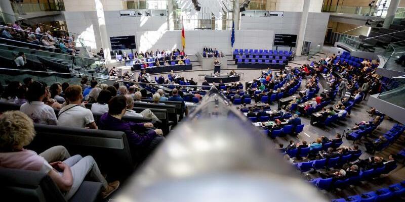Bundestag - Foto: Christoph Soeder