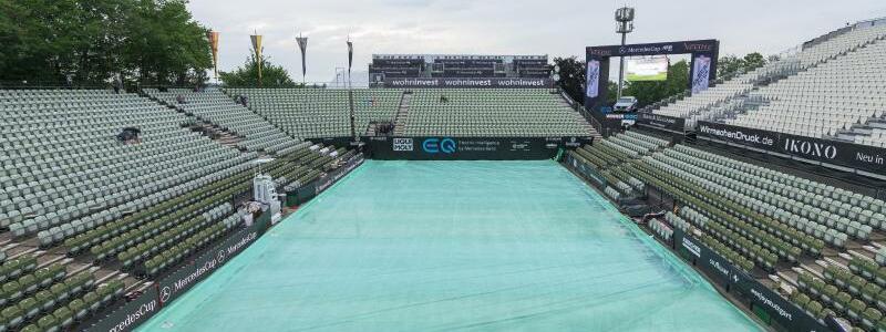 ATP-Turnier Stuttgart - Foto: Silas Stein
