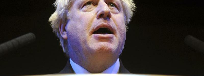 Brexit-Hardliner Johnson - Foto: Rui Vieira/AP