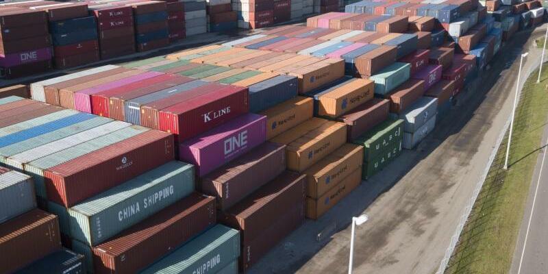 Handelsstreit zwischen USA und China - Foto: Steve Helber/AP