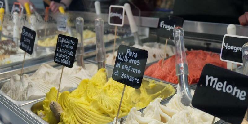 Italienisches Eis - Foto: Alvise Armellini