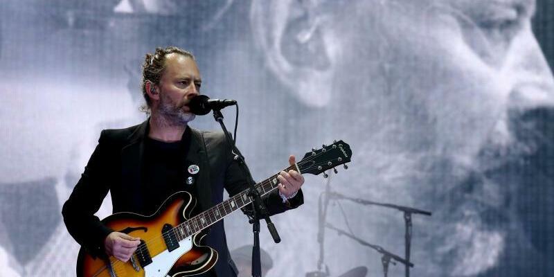 Radiohead - Foto: Andrew Milligan/PA Wire