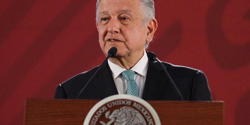 Andrés Manuel López Obrador - Foto: Guillermo Granados/NOTIMEX