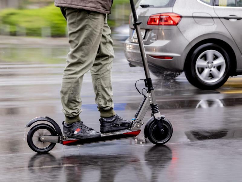 E-Scooter - Foto: Christoph Soeder