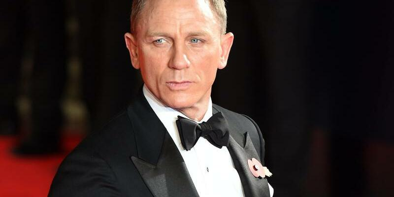 Daniel Craig - Foto: Andy Rain/EPA