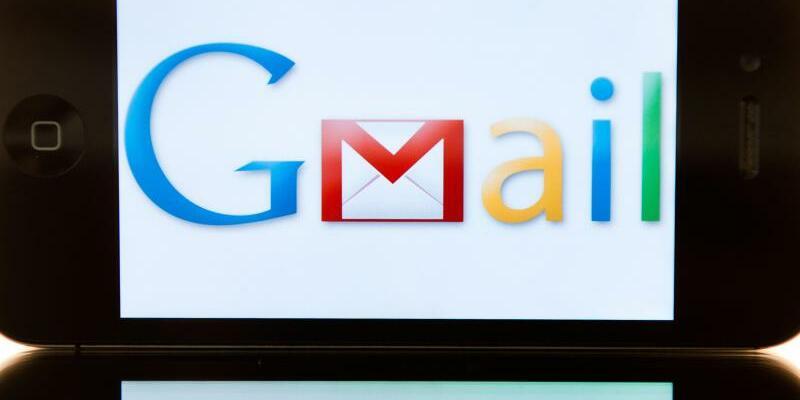 Google Mail - Foto: Sebastian Kahnert