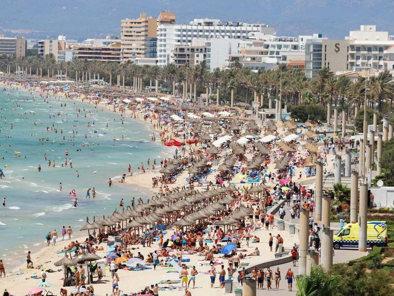 Tourismus auf Mallorca - Foto: Clara Margais