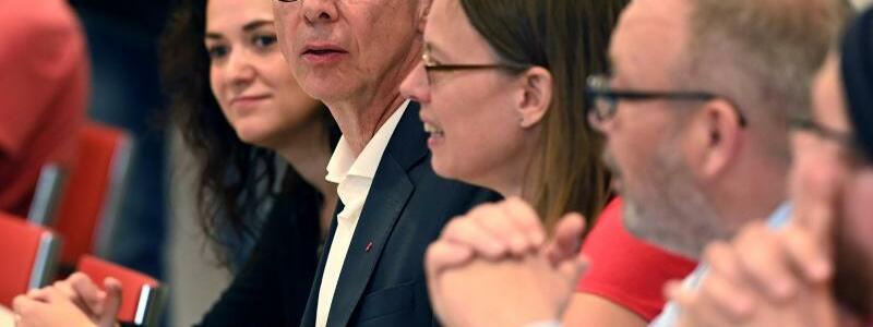 SPD-Spitze - Foto: Carmen Jaspersen
