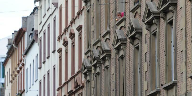 Mietwohnungen in Frankfurt - Foto: Arne Dedert