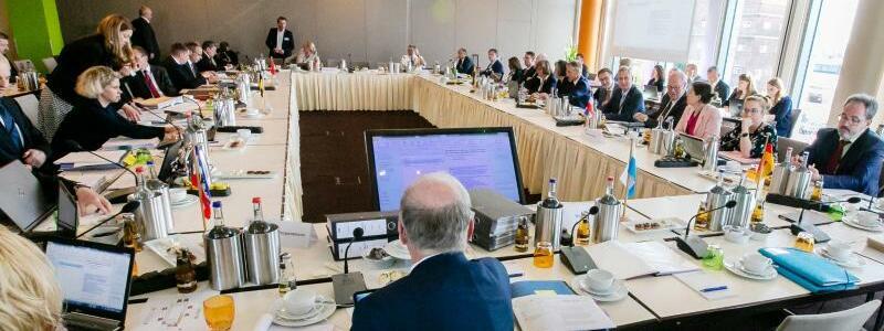 Innenministerkonferenz in Kiel - Foto: Frank Molter