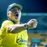 Diego Maradona - Foto: Rashide Frias
