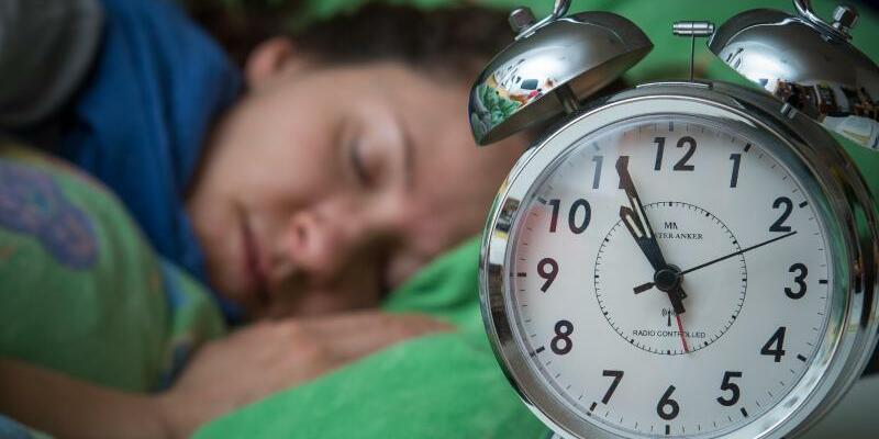Erholsamer Schlaf - Foto: Patrick Pleul