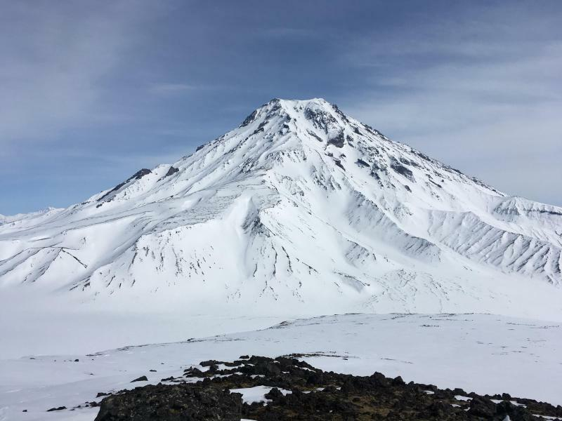 Vulkan auf Kamtschatka - Foto: Iljas Abkadyrow