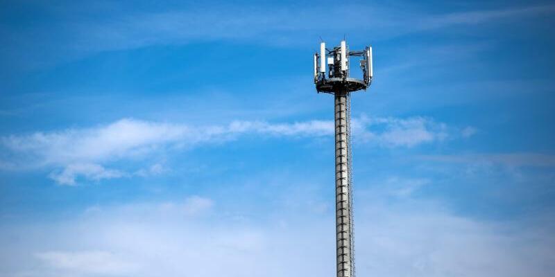 Mobilfunkmast - Foto: Jens Büttner