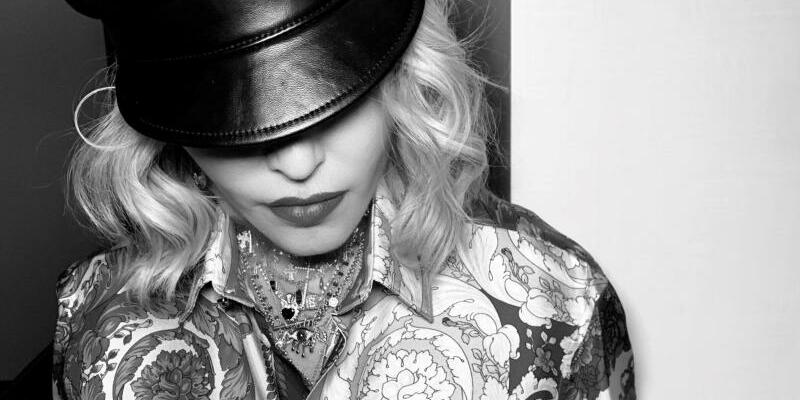 Madonna - Foto: Madonna ist «Madame X». Foto:Universal Music