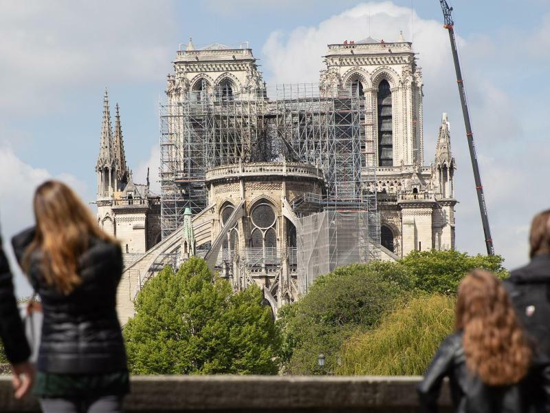 Notre-Dame - Foto: Marcel Kusch