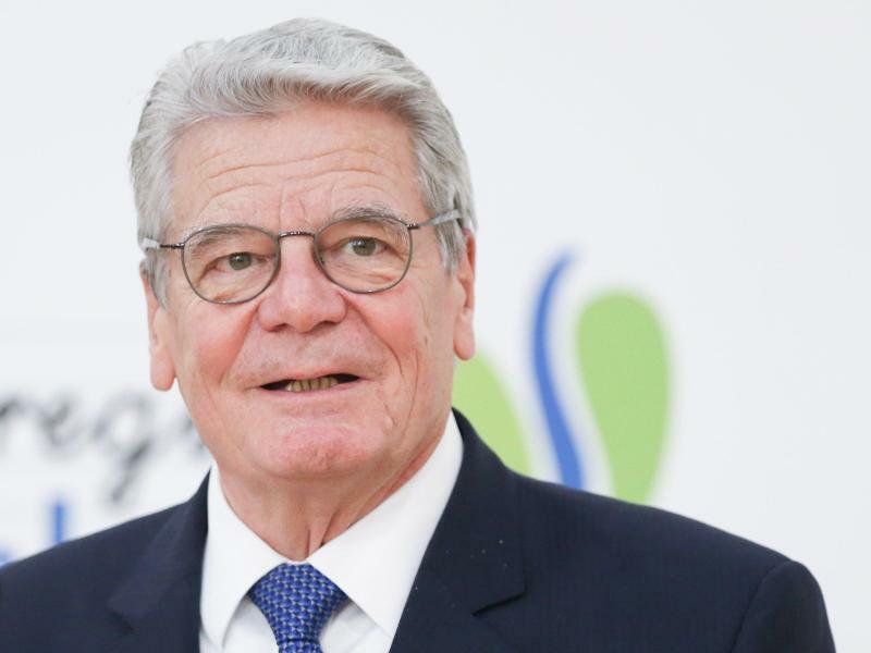Joachim Gauck - Foto: Joachim Gauck