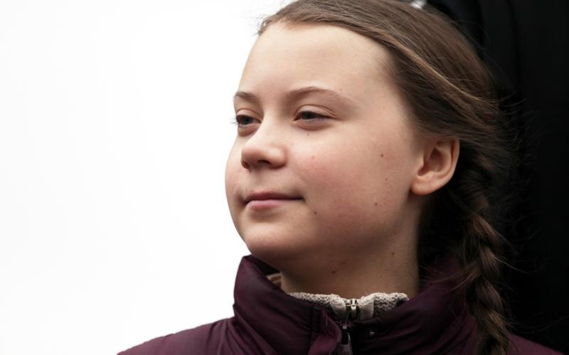 Greta Thunberg - Foto: über dts Nachrichtenagentur