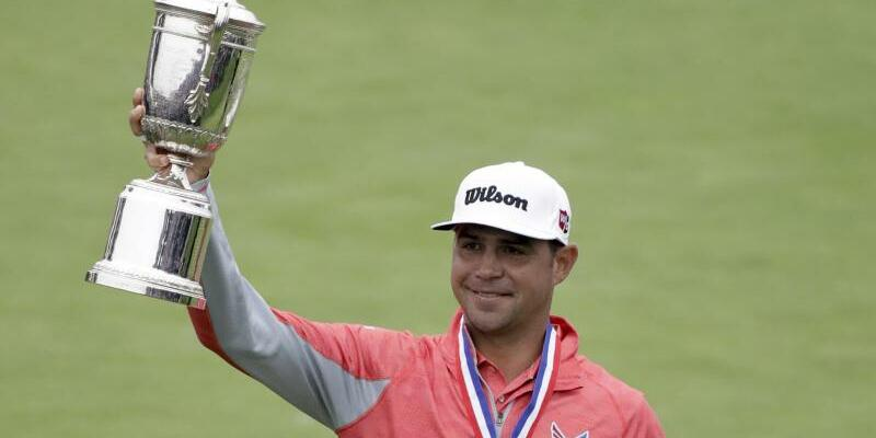 US-Open-Champion - Foto: Marcio Jose Sanchez/AP