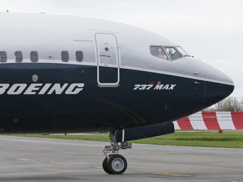 Boeing - Foto: Ted S. Warren/AP