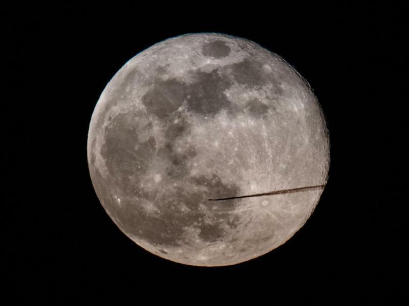 Mondmission - Foto: Robert Michael
