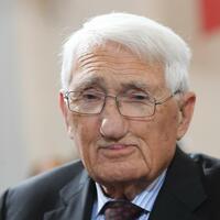 Jürgen Habermas - Foto: Arne Dedert