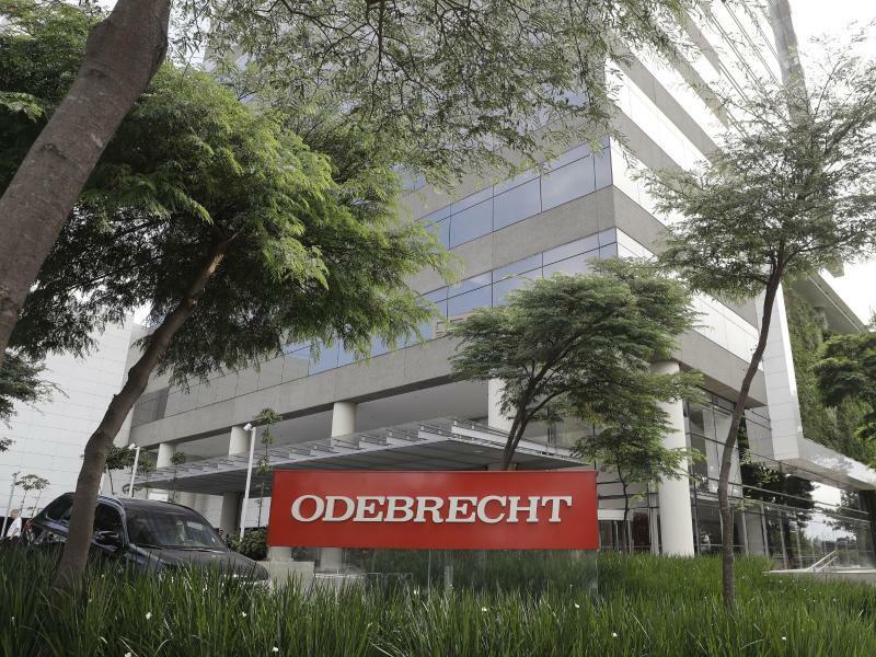 Odebrecht - Foto: Andre Penner/AP