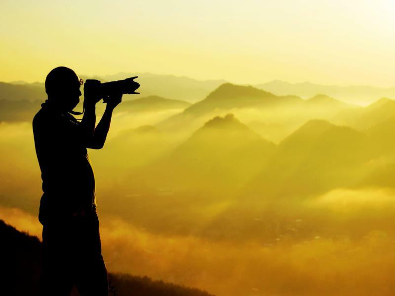 Morgennebel - Foto: Chen Bisheng/SIPA Asia via ZUMA Wire