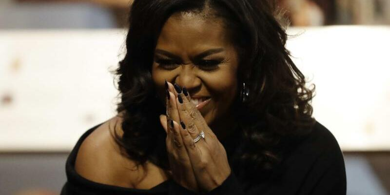 Michelle Obama - Foto: Matt Slocum/AP