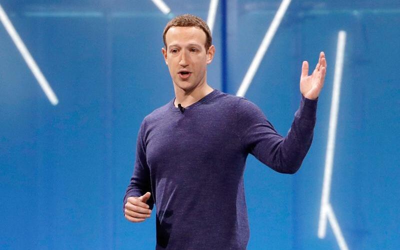 Facebook-Chef Mark Zuckerberg - Foto: Marcio Jose Sanchez/AP