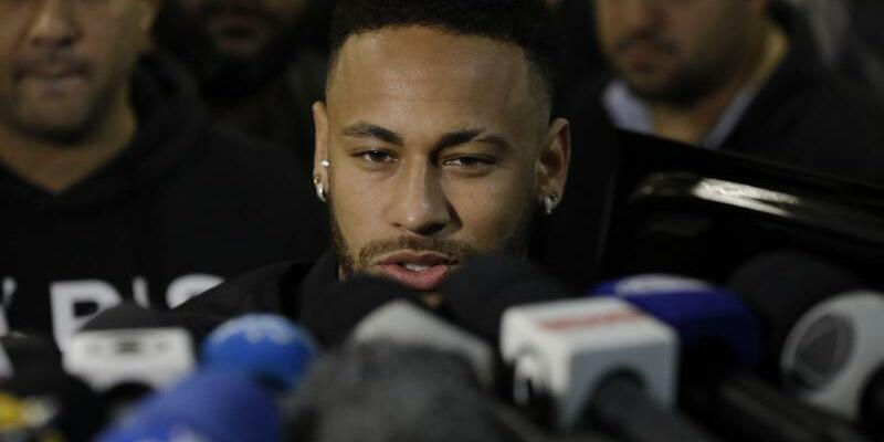 Neymar - Foto: Leo Correa/AP