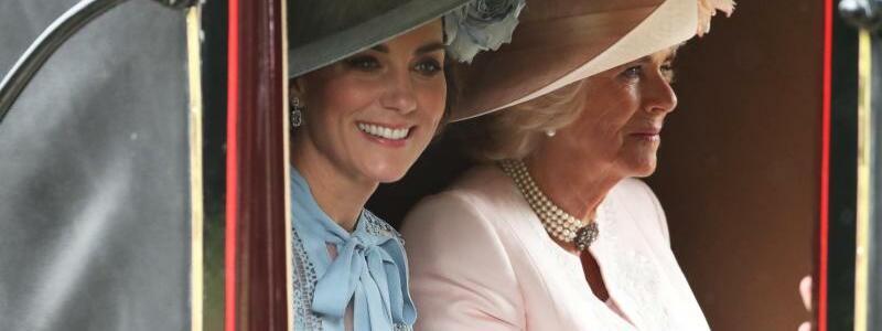 Royal Ascot - Kate & Camilla - Foto: Steve Parsons